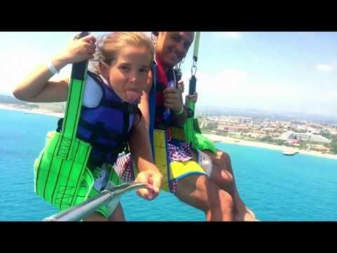Tatil Vlog 4 Parasailing Keyfi Ecrin Su Çoban