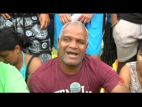 Más de 3,000 cubanos varados en frontera Costa Rica-Nicaragua