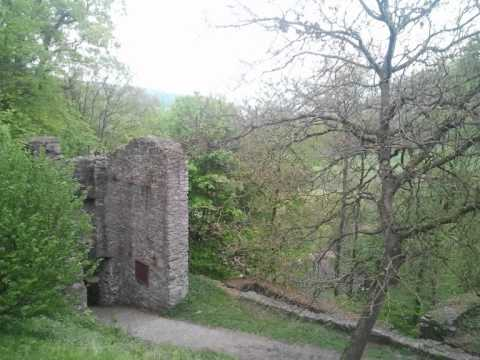 Burg rodenstein im odenwald the legendary castle rodenstein in the