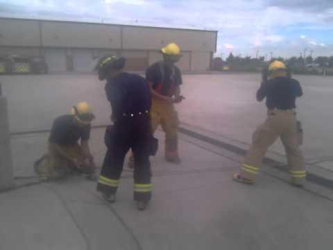 Antelope Valley Fire Academy Class 4 10/02/2010