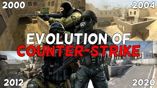 An Actually Accurate Evolution of Counter-Strike Games