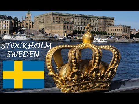 Stockholm Sweden tourism video - Tukholma matkailu Ruotsi  - Stockholm Swedish capital travel film