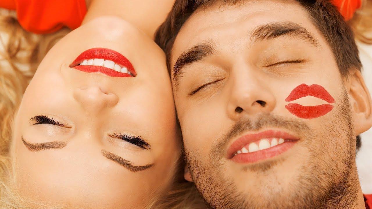 Как сделать фокус французский поцелуй