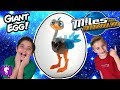BIGGEST Tomorrow Land SURPRISE Egg! Rocket Ship Hover Board R...