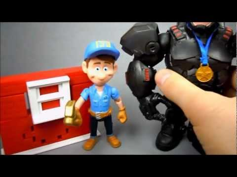 Thinkways Toys Fix-It Felix Jr. Review from Wreck-It Ralph
