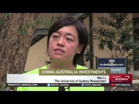 Beijing companies' investments boost Sydney's economy