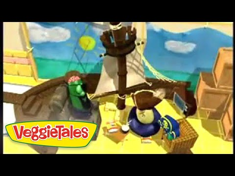 VeggieTales: The Pirates Who Don't Do Anything - Silly Song