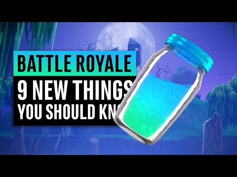 Battle Royale | 9 New Things You Should Know (Patch 1.8)