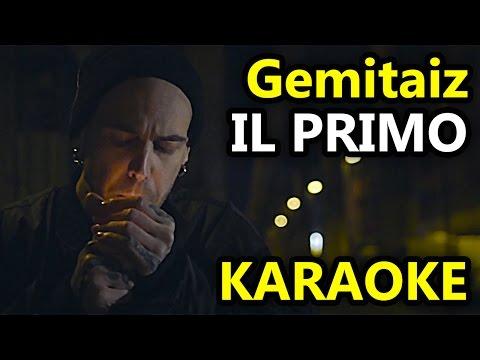 Gemitaiz: IL PRIMO (Karaoke - Instrumental)