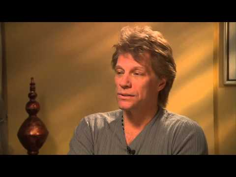 Jon Bon Jovi about himself