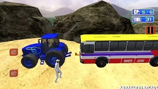 Heavy Duty Tractor Puller Simulator 3D Android Gameplay FHD