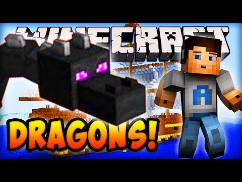 Minecraft DRAGON ATTACK - LIVE w/ Ali-A #2! - (Minecraft Mini Games)