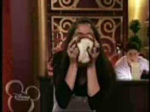 Wizards of Waverly Place Chocolate Scene