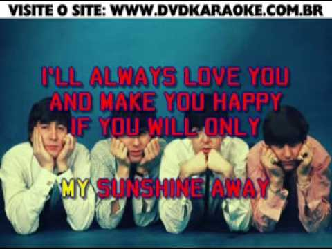 Beatles, The   You Are My Sunshine