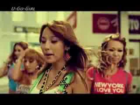 Lee Hyori - U Go Girl [HQ]