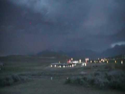 My Amateur 5 Minute Storm Chaser Video
