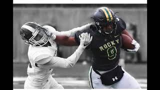Darneail Jenkins// Rocky Mountain College football highlights