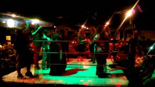 Extreme Midget Wrestling Federation: Ladies Dance Part 1