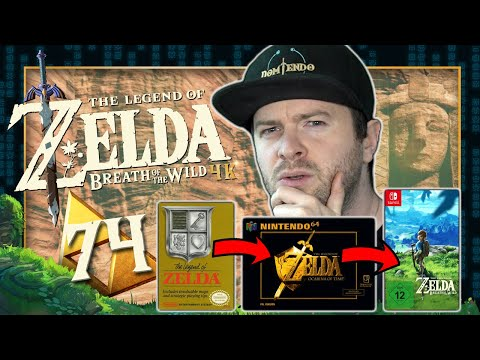 Der Simp, die 8. Kriegerin & Zelda-Franchise Talk 🌳 ZELDA BREATH OF THE WILD #74
