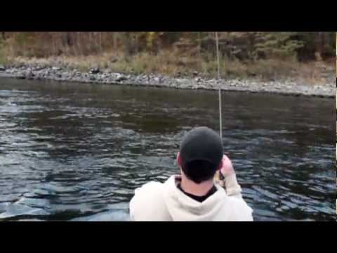 Clearwater River Steelhead fishing  with the Stottlemyre's