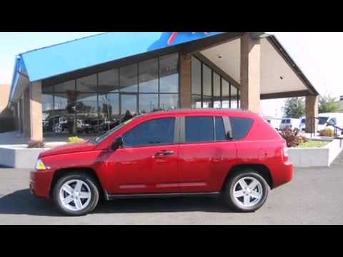 2007 Jeep Compass Sport in Billings, MT 59102
