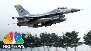 U.S., South Korean Warplanes Prepare For Action At 'Max Thunder' Drill | NBC News