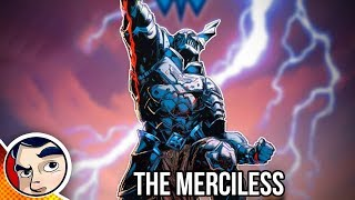 "DC Metal ""Batman God of War, The Merciless"" - Rebirth Complete Story 