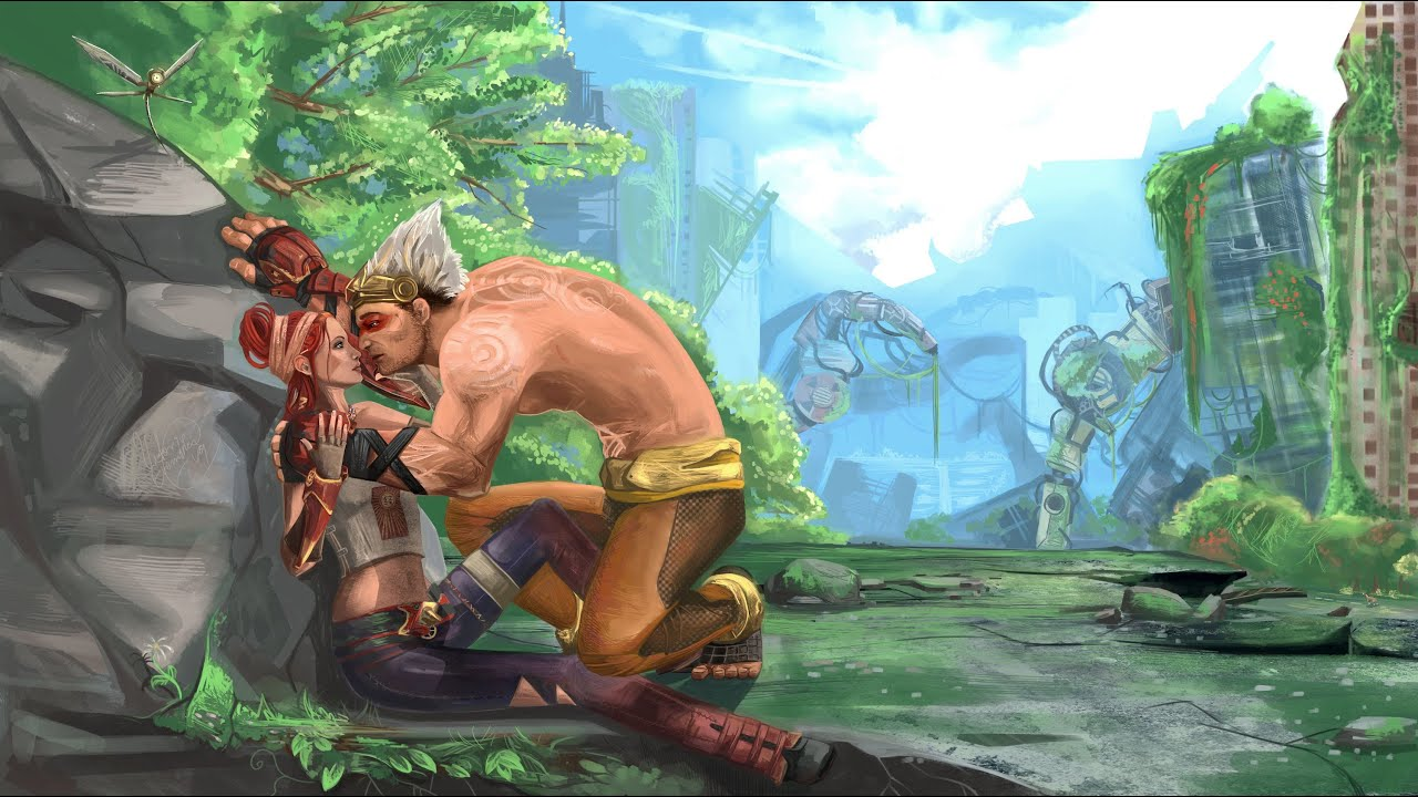 Enslaved odyssey to the west porn porncraft picture