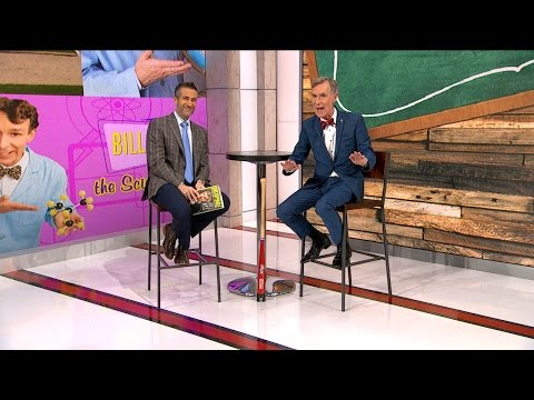 Talking Baseball Science with Bill Nye