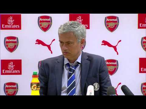 Chelsea boss Jose Mourinho hits out at Arsenal:
