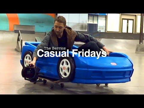 The Berrics Casual Fridays - Episode 10: Bad Boys 4