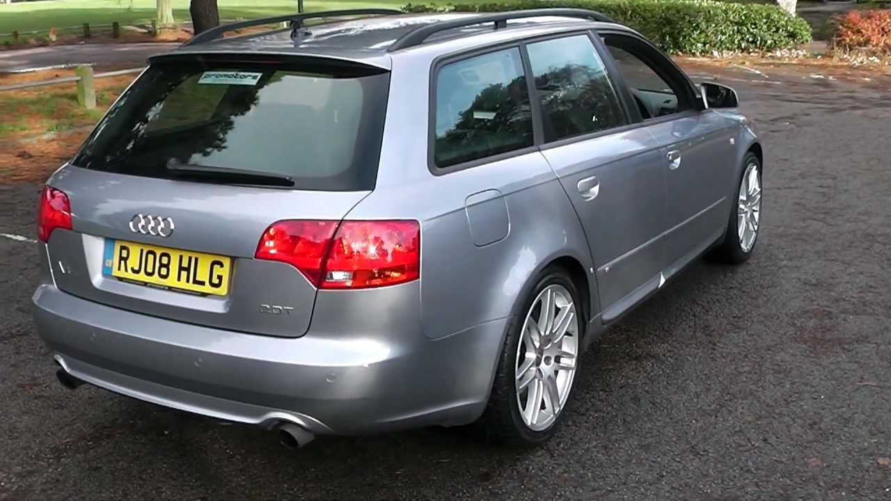 Audi A4 Avant 20t B7 Or Skoda Octavia Vrs Estate Mk2 Page 1