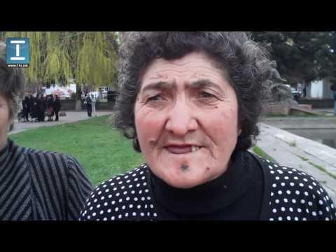 Տաք ասֆալտ Սերժ Սարգսյանի պատվին՝ Գյումրիում
