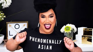 FULL FACE USING BLACK AND BROWN OWNED BRANDS | PatrickStarrr