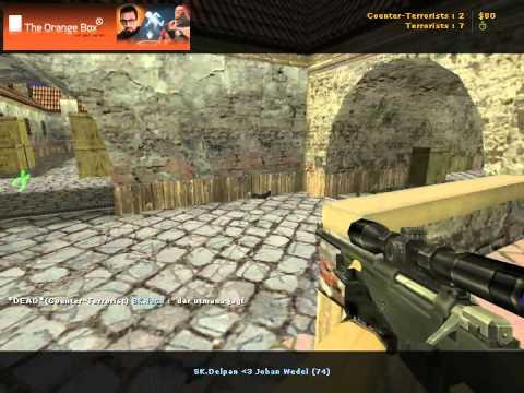 GeT_RiGhT vs. Na'Vi @ESWC 2011 Part 1