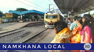 Namkhana Local ★ Kakdwip Station