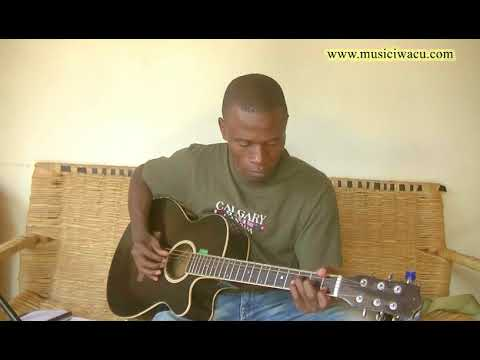 Naba umuyonga By Tom Close (Acoustic Fingerstyle cover)