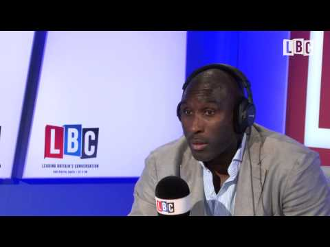 Sol Campbell: The Best Sol-Isms From LBC