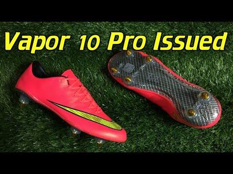 Custom Pro Issued Nike Mercurial Vapor 10 - Review + On Feet