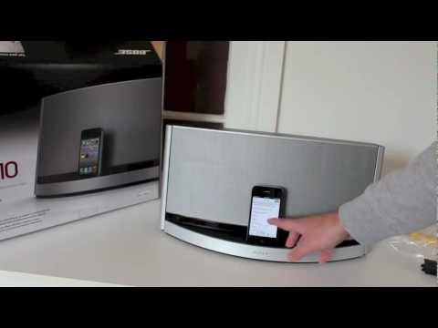 BOSE SoundDock 10 Bluetooth - Unboxing and Quick Review