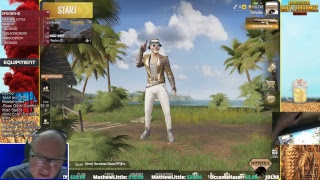 Crossbow Carry? 360 NO SCOPES? Chicken dinners Livestream Pubg mobile
