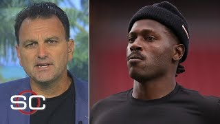 Antonio Brown denies all allegations by his former trainer - Drew Rosenhaus | SportsCenter