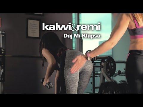 Kalwi & Remi Daj Mi Klapsa music videos 2016 dance