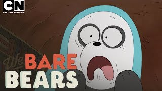 We Bare Bears | Charlie's Halloween Thing | Cartoon Network