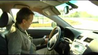 Тест-драйв Toyota camry (1-ч)