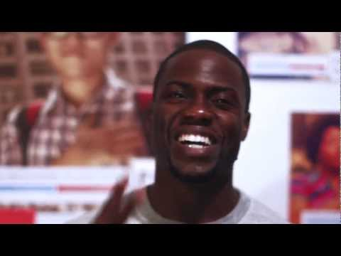 Kevin Hart gets serious about voting
