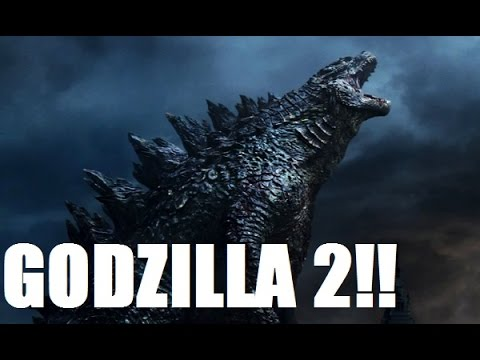 Godzilla 2 to show classic monsters; Gareth Edwards will return to direct (SDCC 2014)