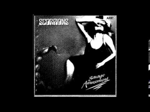 Scorpions - Love On The Run