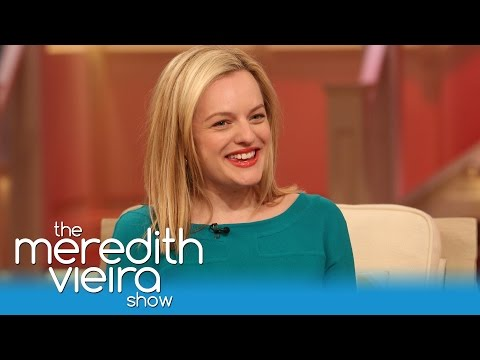 Elisabeth Moss on Peggy Olson's Legacy | The Meredith Vieira Show