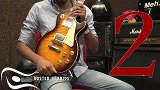 الدرس الثاني: اجزاء الجيتار وطريقة العزف الصحيحة